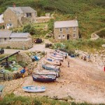 Penberth Cove: Inevitably this picturesque spot owes it all to the National Trust