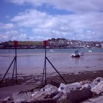 The Instow slipway