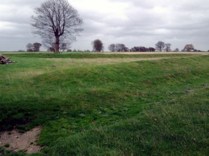Stonea Camp - Britain's lowest-lying hillfort