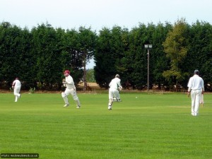 Running between the wickets