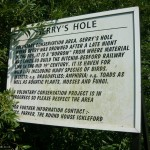 The doleful story of Gerry and his hole