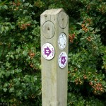 Local walking routes are always evolving