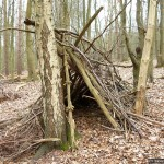 A well-constructed bivouac